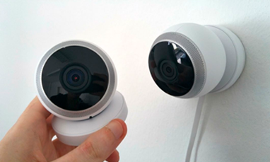 Refuerza tu seguridad con cámaras