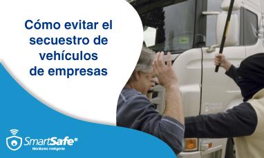 Cómo evitar el secuestro de vehículos de empresas