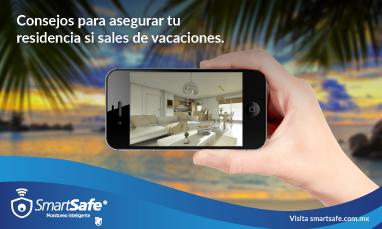 Consejos para asegurar tu residencia si sales de vacaciones