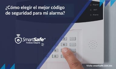 ¿Cómo elegir el mejor código de seguridad para mi alarma?