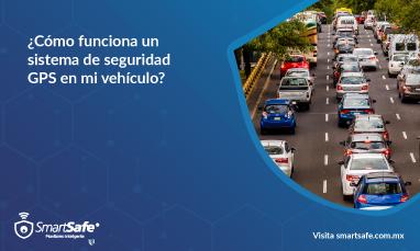 ¿Cómo funciona un sistema de seguridad GPS para mi vehículo?