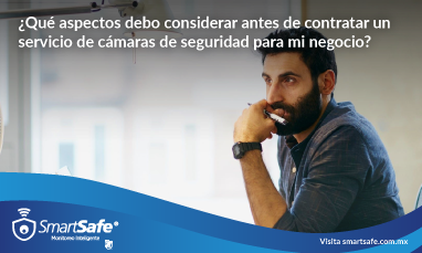 ¿Qué aspectos debo considerar antes de contratar un servicio de seguridad para mi negocio?