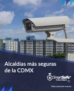 Alcaldías más seguras de la CDMX