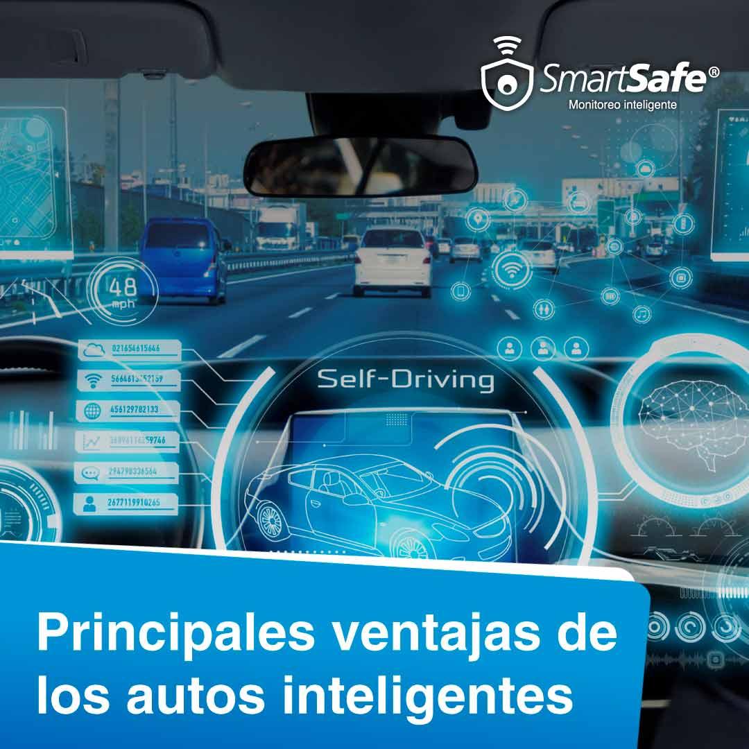 PRINCIPALES VENTAJAS DE LOS AUTOS INTELIGENTES
