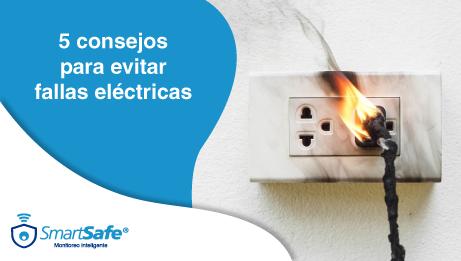 5 CONSEJOS PARA EVITAR FALLAS ELÉCTRICAS