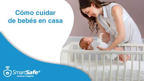 Cómo cuidar de bebés en casa