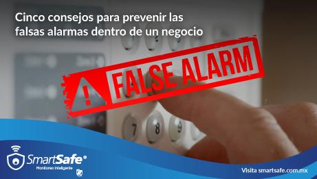 Cinco consejos para prevenir las falsas alarmas dentro de un negocio
