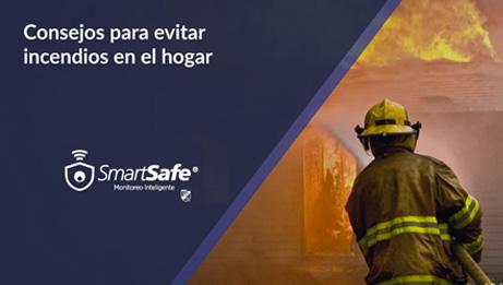 Cómo prevenir un incendio en casa
