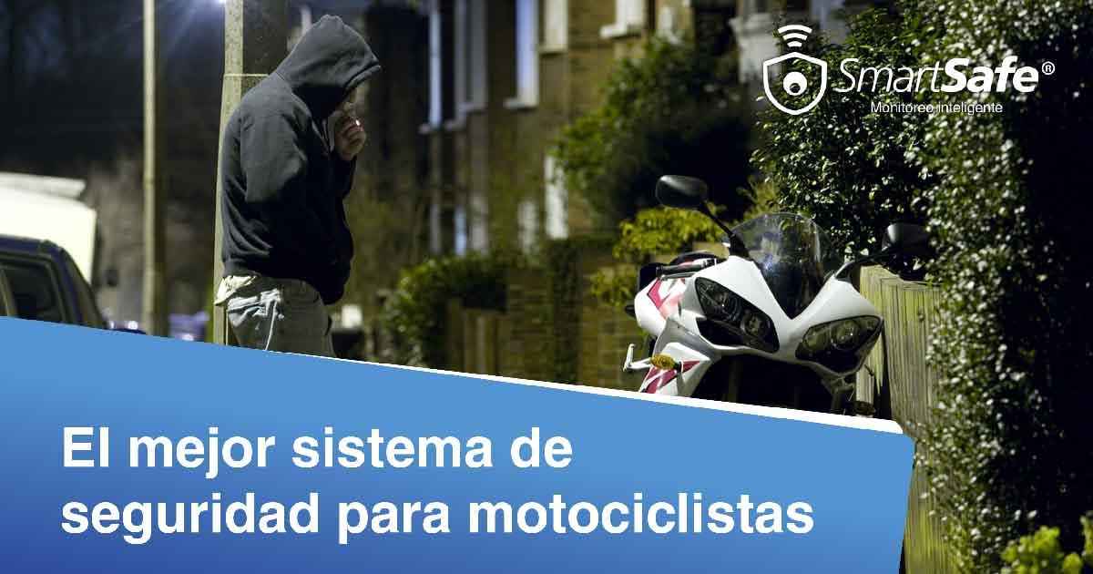 EL MEJOR SISTEMA DE SEGURIDAD PARA MOTOCICLISTAS
