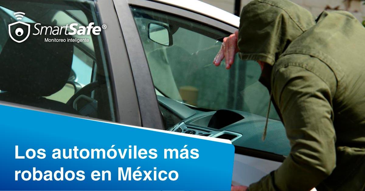 LOS AUTOMÓVILES MÁS ROBADOS EN MÉXICO