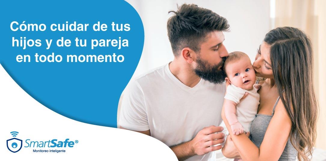 Cómo cuidar de tus hijos y de tu pareja en todo momento