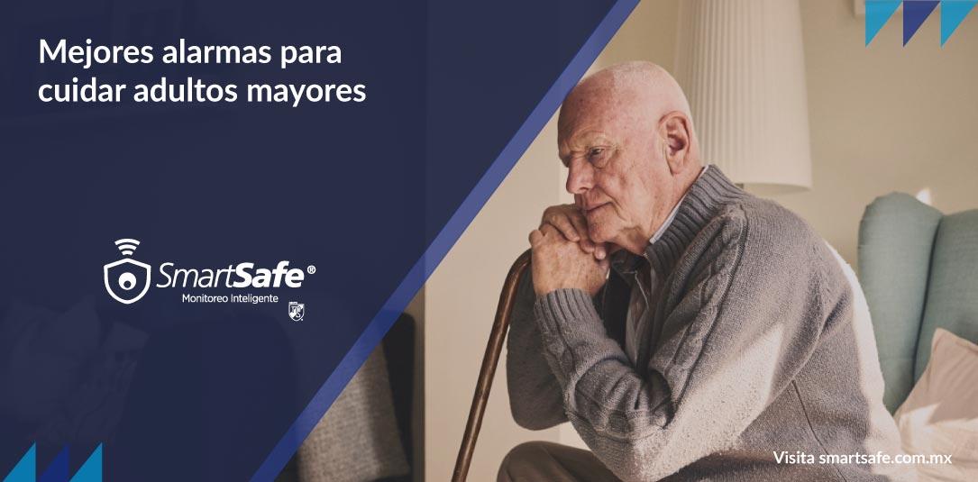 Mejores alarmas para cuidar adultos mayores