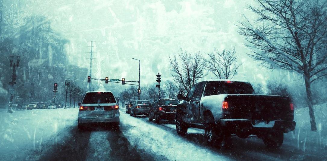 Conducir Con Mal Tiempo